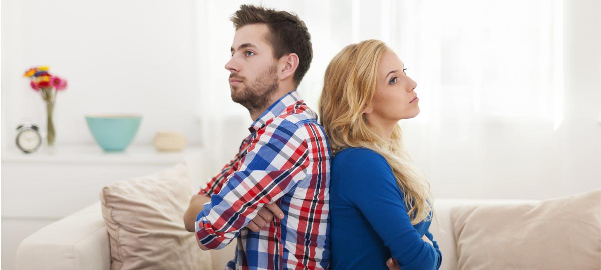 scheiden en nu