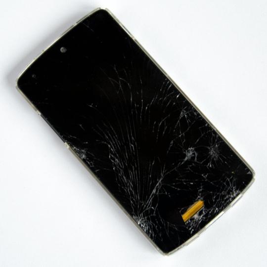 Is schade aan uw smartphone verzekerd?